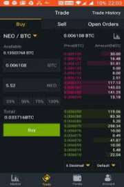 Software for Trade Bitcoin Binance